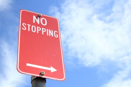 海外の標識