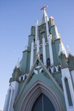 平戸ザビエル記念教会2