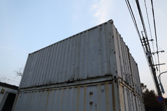 貨物コンテナ