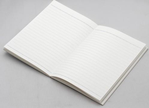 開いているノート