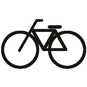 ピクトグラム 自転車1