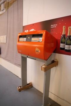 海外の郵便ポスト