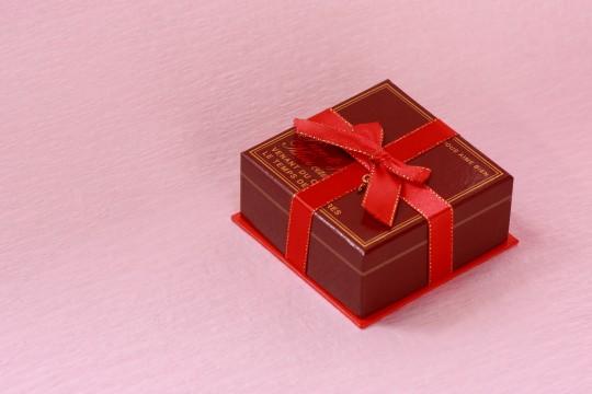 バレンタインのプレゼントボックス4