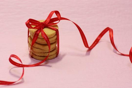 クッキーとリボン2