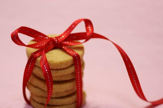 クッキーとリボン3