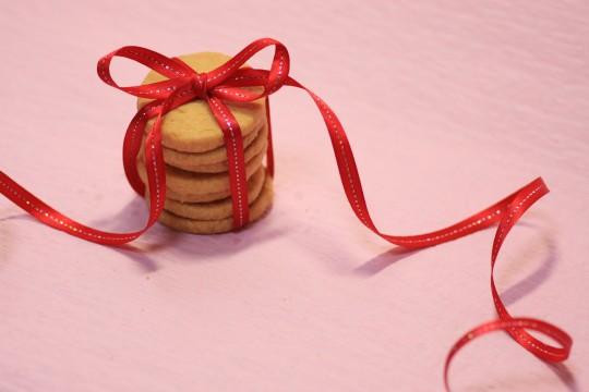 クッキーとリボン4