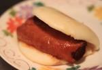 長崎名物、豚角煮まんじゅう