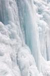 自然が生んだ美しい氷の彫刻