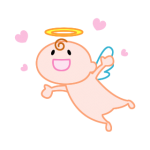 空飛ぶ天使