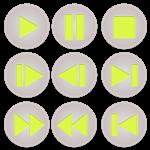 ビデオコントロールボタンセット2